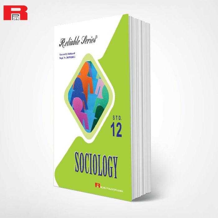 SOCIOLOGY STD XII