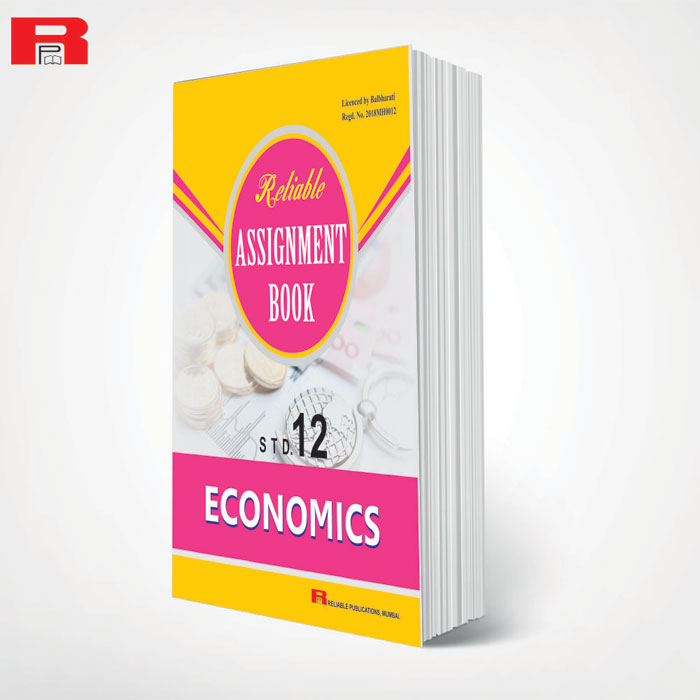 ASSIGNMENT BOOK - ECONOMICS