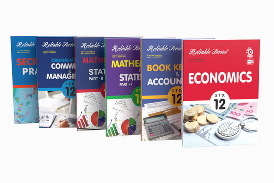 Reliable Publications   Maharashtra State Board Reliable Series Books, eBooks and Guides